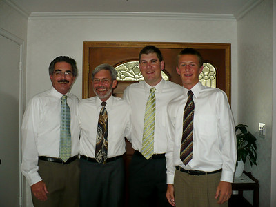 John, Joey, Mark, Danny