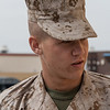 3rd phase Recruit White, safely returned to MCRD San Diego
