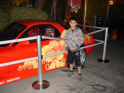 Cesar @ Universal Studios
