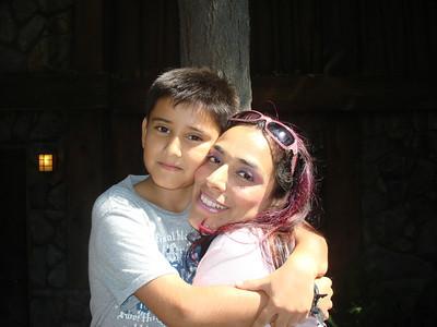 Cesar and Me....Love u