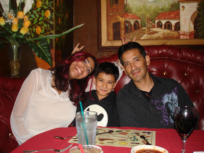 The Rodriguez Family Tia Cesar & Mario