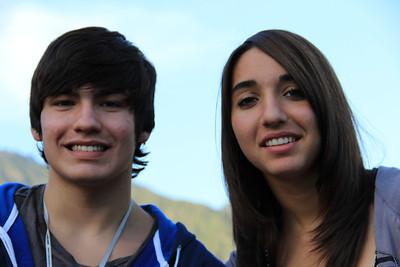 Marisol and Tomas
