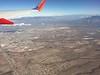 Tucson airport below.