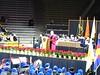 Commencement speaker.