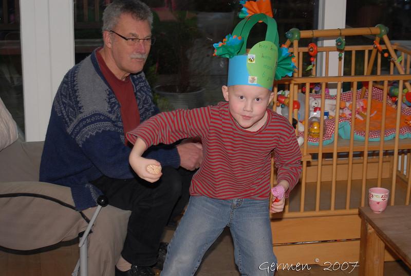 18-12-2007 Mark is 6 geworden