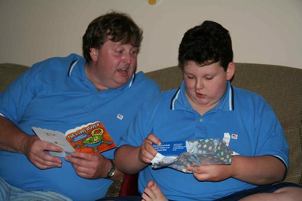 Mark & Taylors Bday 2006