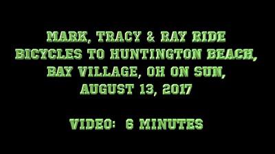 Huntington Beach Bay Village, OH, Sun., Aug. 13, 2017