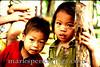 Banawe Puitan Villiage kids