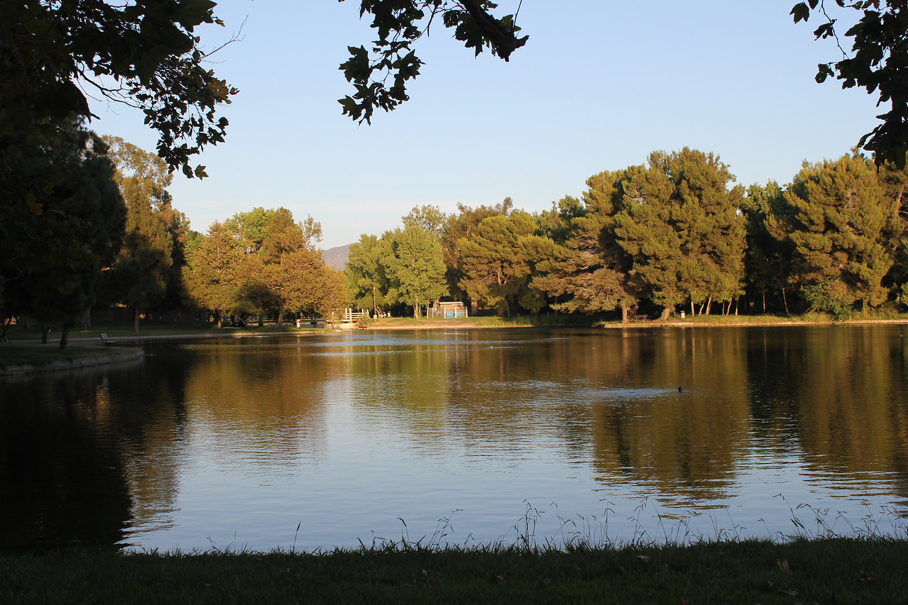 Yorba Linda Regional Park, site of the 1rst and 2nd Annual Markham Family Reunion Picnic Photo by Isidra Person-Lynn