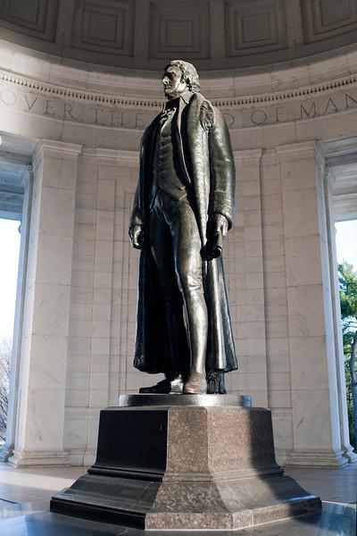 The Jefferson Memorial. Digital, Washington, DC, March 2014. Ed