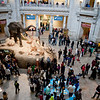 Overview of The Rotunda in the Smithsonian Natural History Museum. Digital, Washington, DC, March 2014. Ed