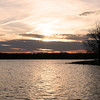 Sunset over the Potomac. Digital, Washington, DC, March 2014. Mark