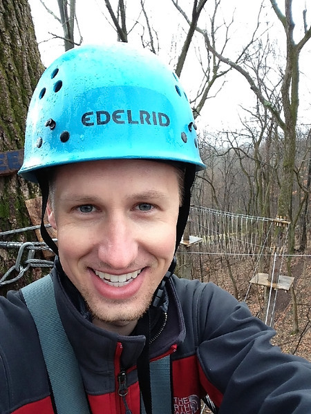 Selfie at River Riders, Harpers Ferry, West Virginia. Digital, March 2014.