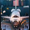 Space shuttle Discovery. Udvar-Hazy Air & Space Museum. Digital, Washington, DC, March 2014. Mark