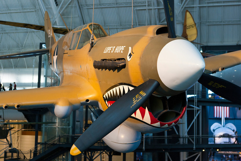 Sweet! Udvar-Hazy Air & Space Museum. Digital, Washington, DC, March 2014. Ed