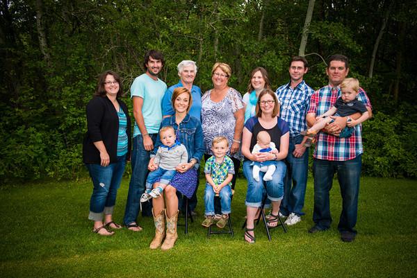 Marla's Family