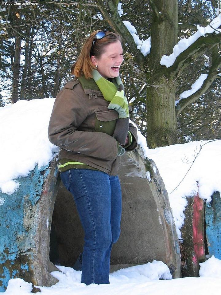 Miriam laughing again