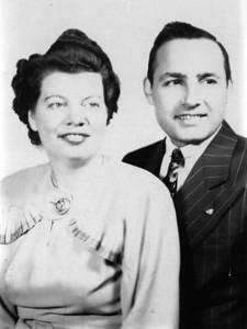 Eva & Bud (Oscar Callison)