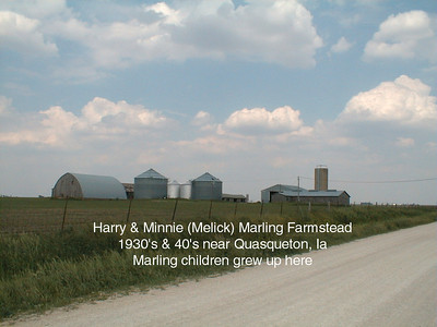 Site of Marling Farmstead