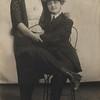 1925 Grandma Piloto Madeline and boyfriend