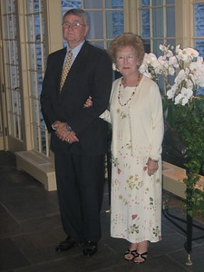 50th Wedding Anniversary  at the Williamsburg Inn