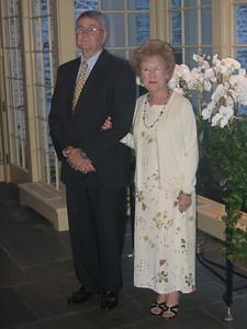 50th Wedding Anniversary  at the Williamsburg Inn