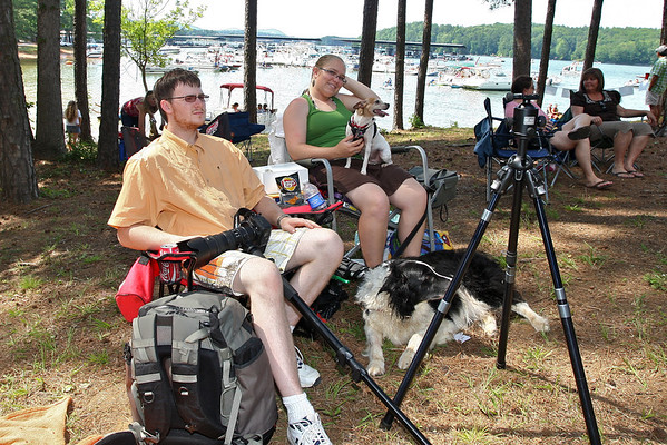 2012.6.13 Family at Lake Allatoona Junefest