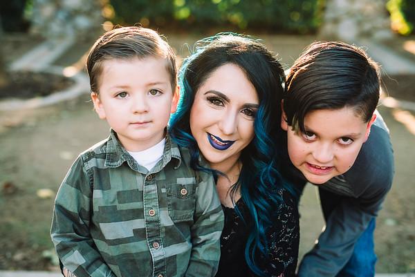 Martinez Family -Extended Family