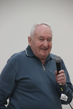 יום הולדת 90 שמח לעמנואל
