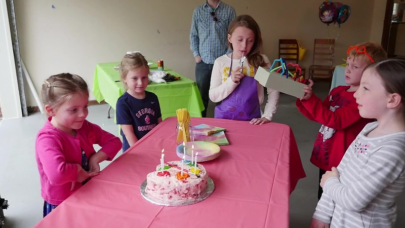Happy Birthday Video--click on photo