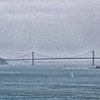 Bay Bridge in the Fog - San Francisco