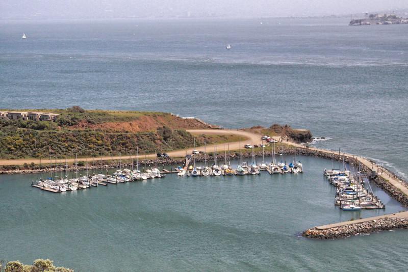 The Marina at Cavallo Point