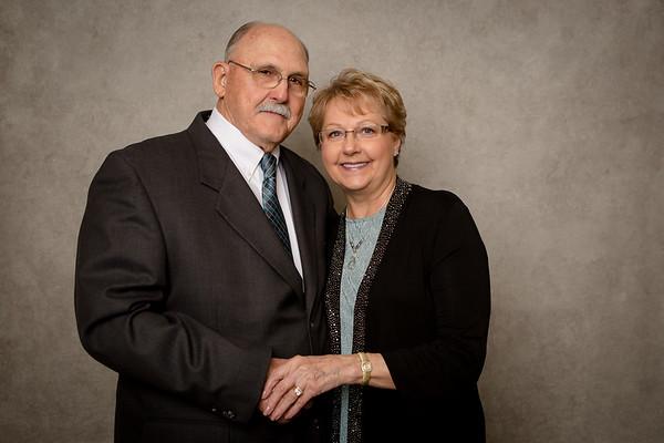 Mary & John {50 years}