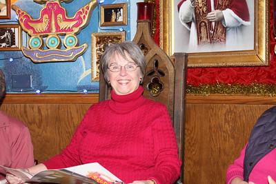 Mary Jo's 70th Birthday
