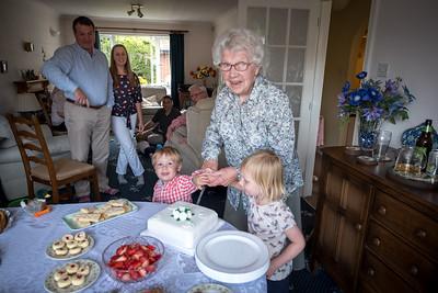 Mary's 90th (14th November 2017)