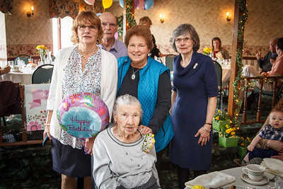Mary's 95th Birthday Party