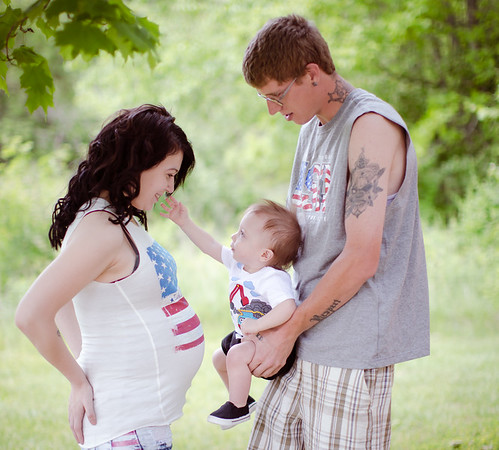 Mason Maternity shoot