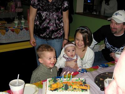 Mason's 3rd Birthday