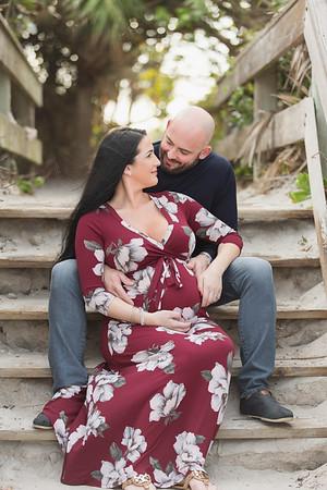 Lyndsey + Jesse Maternity