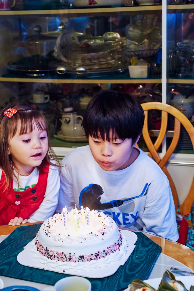 Mathew's Birthday 2012