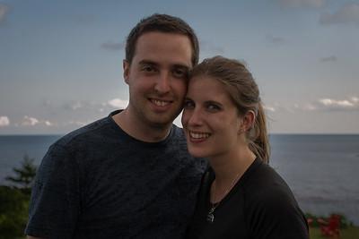 Matt & Jessie in PEI