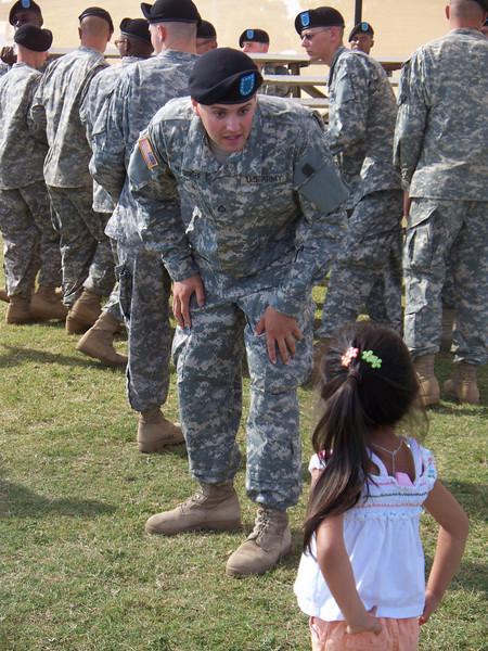 Matt In the Military