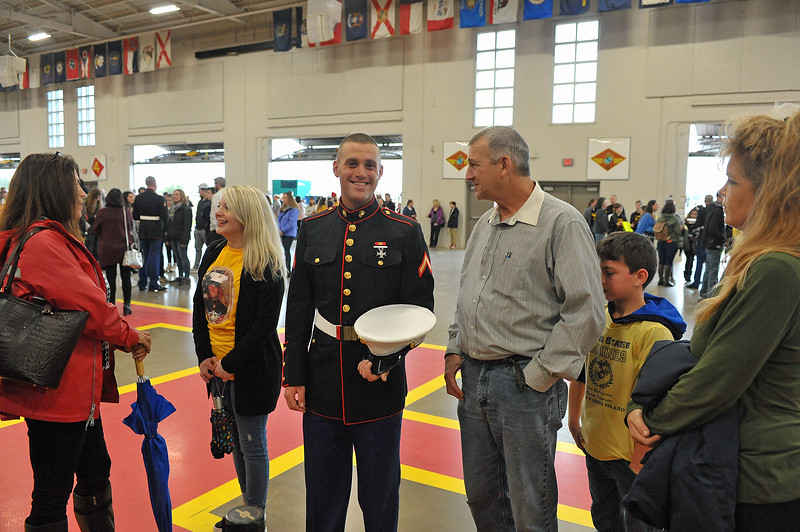 Matt Kicklighter Marine Graduation 01-24-20