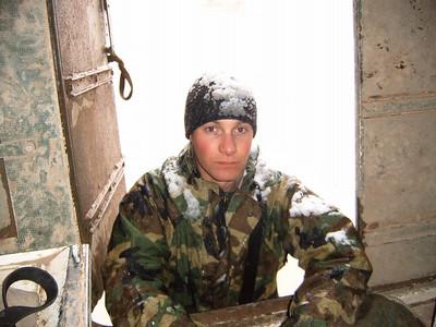 2004-2005 - Matt in Mosul