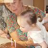 Birthday cake with G Gma Vadis