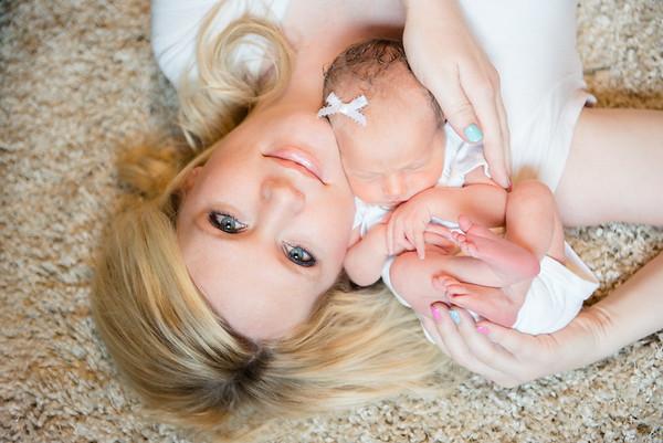 Clara Jane Newborn Pictures