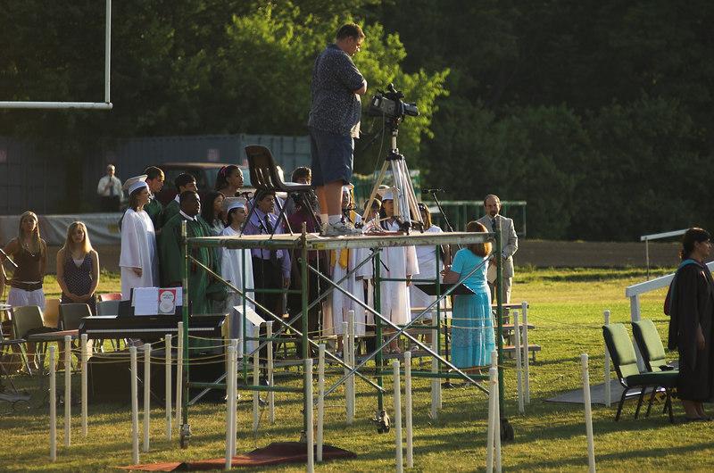 WSHS Graduation 09