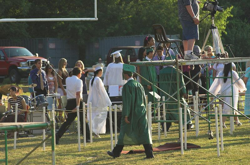 WSHS Graduation 07