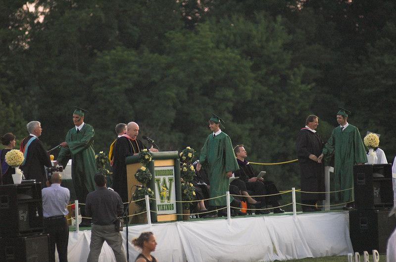 WSHS Graduation 22