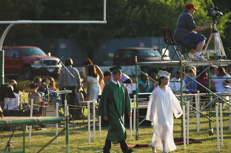 WSHS Graduation 11